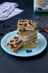 Protein Blondies