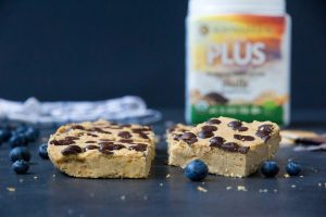 SunWarrior Protein Blondies