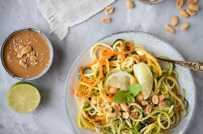 Asia Sommersalat vegan