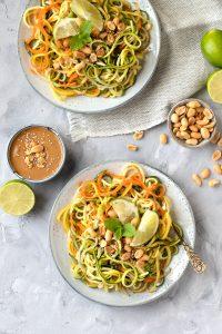 Sommersalat asiatisch