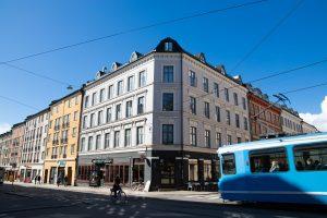 Oslo Verkehrsmittel