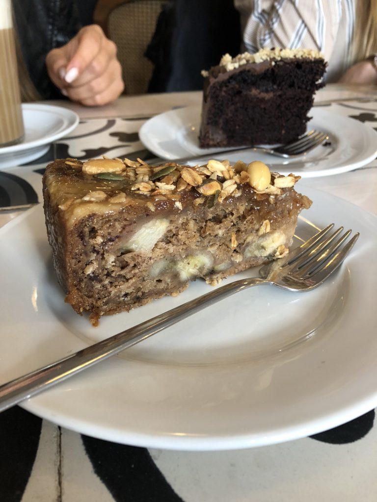 Lissabon veganer Kuchen