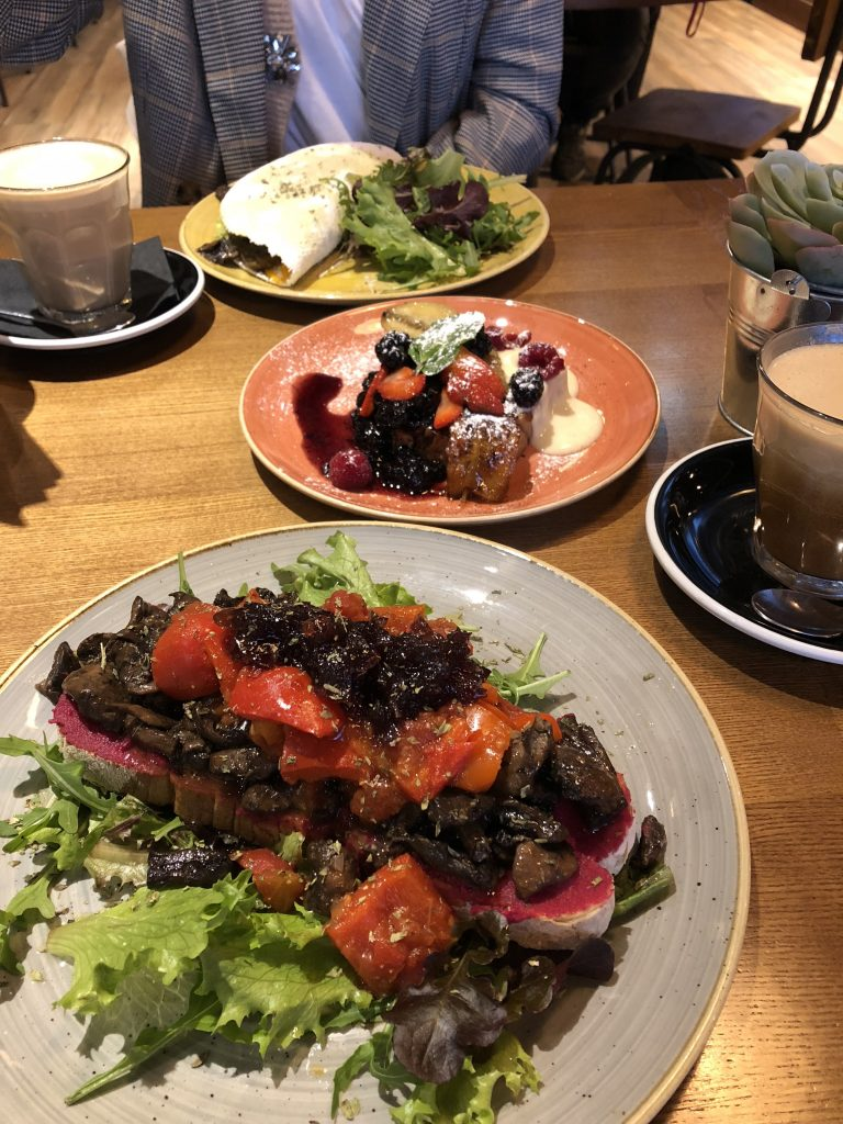 Vegan Brunch Lissabon