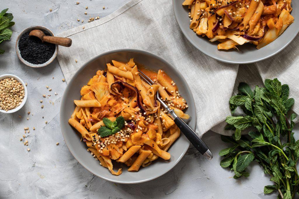Blumenkohl-Curry vegan