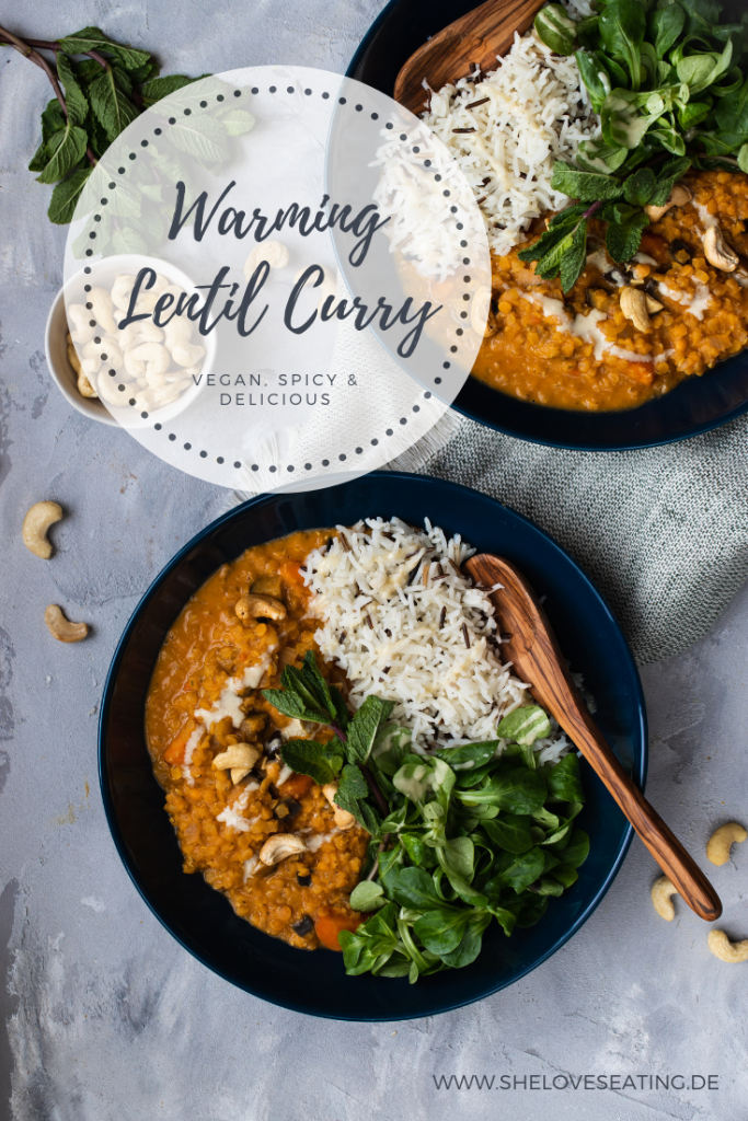Creamy Lentil Curry