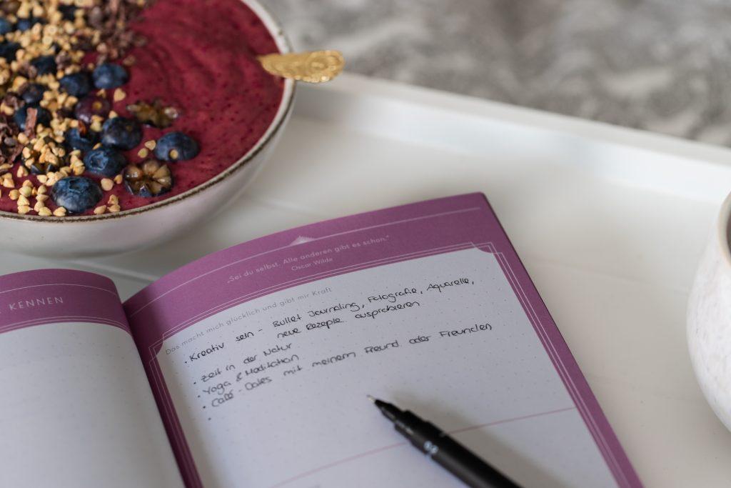 Journaling im Alltag