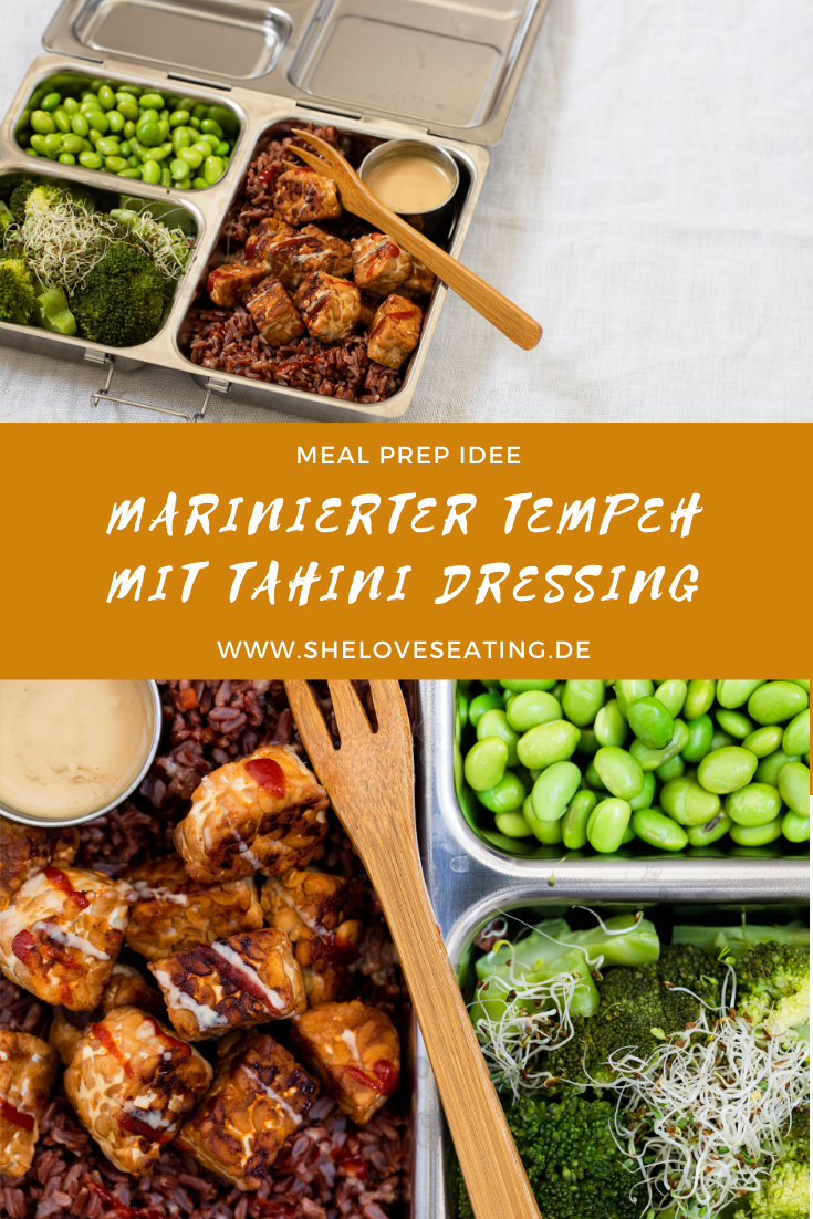 Tempeh Lunchbox