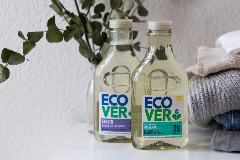 Waschen mit Ecover