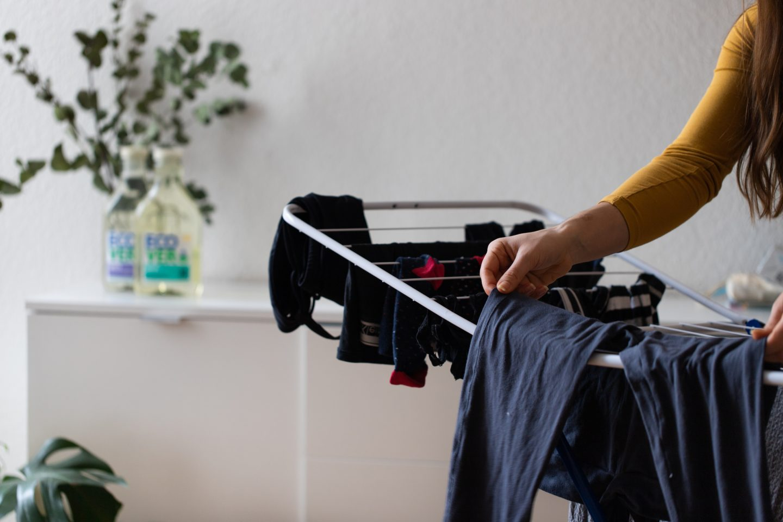 Secondhand Kleidung pflegen