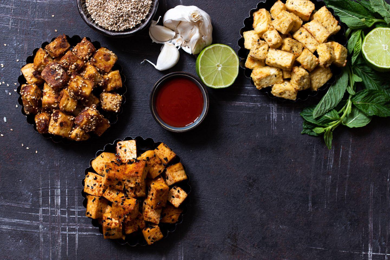 Drei leckere Tofu Rezepte