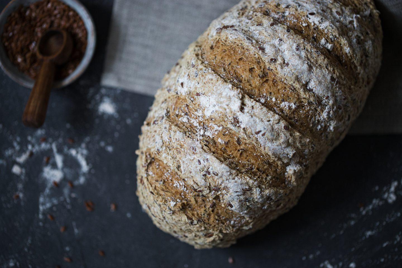 Glutenfreies Brot aus Reismehl